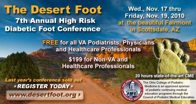 Desert Foot