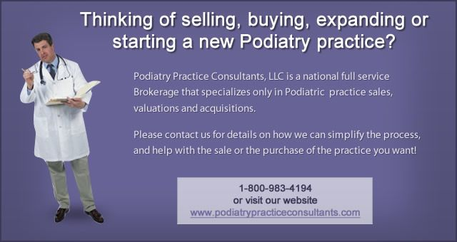 Podiatry Practice Consultants