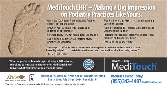 Podiatry Management Online